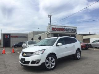 Used 2016 Chevrolet Traverse 2.99% Financing - AWD - 8 PASS - PANO ROOF - REVERSE CAM for sale in Oakville, ON