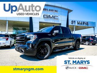 Used 2019 GMC Sierra 1500 Elevation 4WD for sale in St. Marys, ON