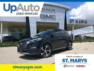 Used 2017 Hyundai Tucson LIMITED AWD for sale in St. Marys, ON