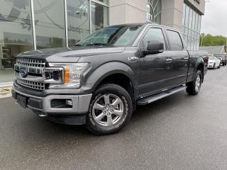 Used 2018 Ford F-150 XLT XTR SUPERCREW BOITE 6.5 V8 5.0 L for sale in Ste-Agathe-des-Monts, QC
