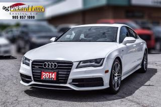 Used 2014 Audi A7 TDI Technik TDI DIESEL||NAVIGATION||REVERSE CAMERA||BLUETOOTH||CERTIFIED for sale in Bolton, ON