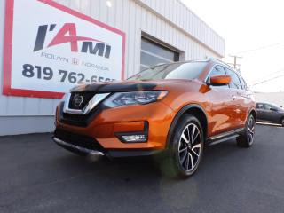 Used 2017 Nissan Rogue AWD 4dr SL Platinum -Ltd Avail- for sale in Rouyn-Noranda, QC