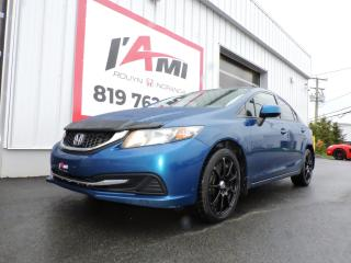 Used 2013 Honda Civic 4dr Auto LX for sale in Rouyn-Noranda, QC