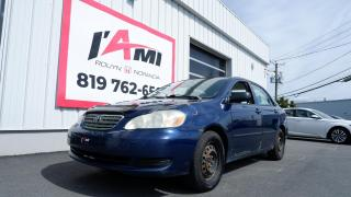 Used 2008 Toyota Corolla 4DR SDN AUTO CE for sale in Rouyn-Noranda, QC