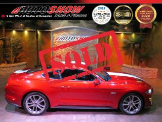 Used 2019 Ford Mustang GT Premium!!! WOW  $40,600 WITH DEALER FINANCE!!! for sale in Winnipeg, MB