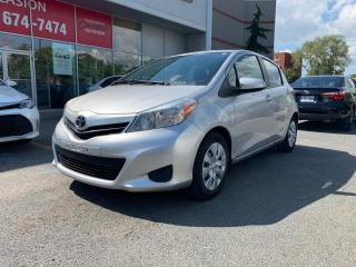 Used 2014 Toyota Yaris LE A/C VITRES ÉLECTRIQUES BLUTOOTH for sale in Longueuil, QC