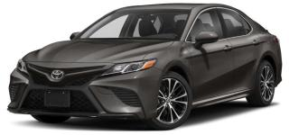 New 2020 Toyota Camry SE DEMO for sale in Ancaster, ON