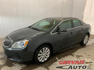 Used 2016 Buick Verano Base Mags Cuir A/C Bluetooth for sale in Trois-Rivières, QC