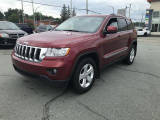 Used 2013 Jeep Grand Cherokee 4 RM 4 portes Laredo for sale in Sherbrooke, QC