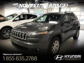 Used 2016 Jeep Cherokee NORTH 4X4 + GARANTIE + MAGS + CAMERA + V for sale in Drummondville, QC