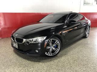 Used 2015 BMW 4 Series 428i RWD SPORT PKG BLUETOOTH 6 SPEED MANUAL for sale in North York, ON