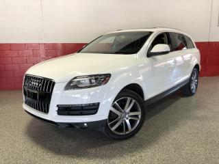 Used 2010 Audi Q7 3.6L QUATTRO NAVI CAMERA BLUETOOTH PANO-ROOF for sale in North York, ON