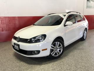 Used 2011 Volkswagen Golf Wagon TDI DSG HIGHLINE WAGON NAVIGATION PANO-ROOF BLUETOOTH for sale in North York, ON