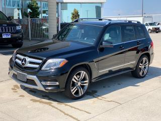 Used 2014 Mercedes-Benz GLK-Class GLK 350 for sale in Tilbury, ON