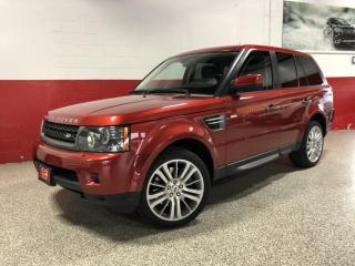 Used 2011 Land Rover Range Rover Sport HSE LUXURY 4WD NAVI CAMERA BLUETOOTH PUSH START for sale in North York, ON