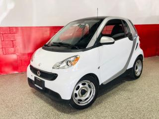 Used 2013 Smart fortwo LEATHER BLUETOOH AUX NEW BRAKES LOCAL ONTARIO for sale in North York, ON