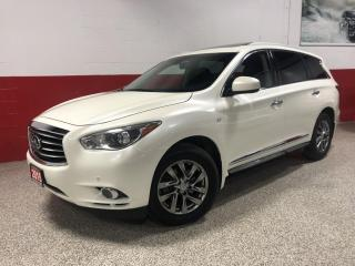 Used 2015 Infiniti QX60 4WD NAVI 360 CAMERA POWER TAILGATE NEW TIRES ONTARIO SUV for sale in North York, ON