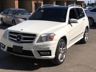 Used 2012 Mercedes-Benz GLK-Class 4MATIC 4dr GLK 350 for sale in Caledon, ON
