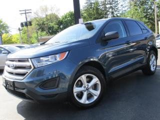 Used 2016 Ford Edge SE AWD ~ BACK-UP CAMERA ~ DRIVE TRAIN - ALL WHEEL for sale in Burlington, ON