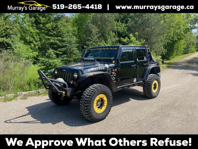 2009 Jeep Wrangler UnlimitedX