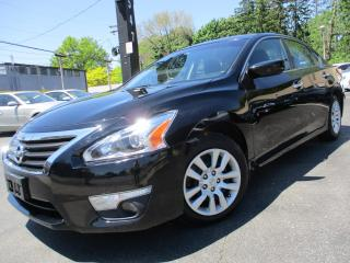 Used 2015 Nissan Altima 2.5 BLUETOOTH CONNECTIVITY ~ 97,000KMS LOW KMS for sale in Burlington, ON