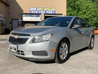 Used 2012 Chevrolet Cruze 4dr Sdn LS  w/1SB for sale in Scarborough, ON