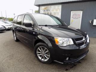 Used 2014 Dodge Grand Caravan **STOW&GO,CUIR,MAGS,AUCUN ACCIDENT**** for sale in Longueuil, QC