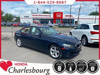 Used 2013 BMW 3 Series 328i XDRIVE**BAS KM** for sale in Charlesbourg, QC