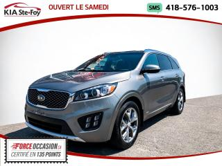 Used 2016 Kia Sorento * SX* TURBO* AWD * for sale in Québec, QC