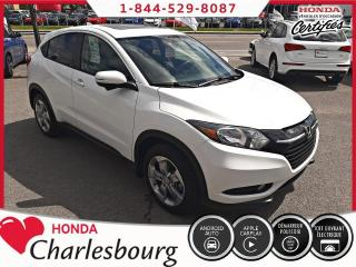 Used 2018 Honda HR-V EX AWD ***28 708 KM**TOIT OUVRANT** for sale in Charlesbourg, QC