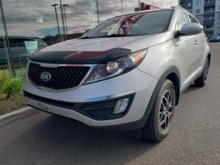Used 2014 Kia Sportage *LX*AWD*SIÈGES CHAUFFANTS*AIR*CRUISE* for sale in Québec, QC