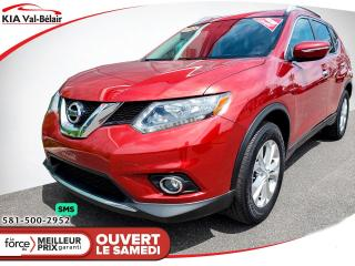 Used 2015 Nissan Rogue *SV*AWD*SIÈGES CHAUFF*AIR*CRUISE* for sale in Québec, QC