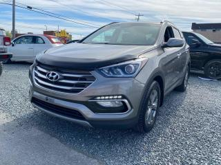 Used 2017 Hyundai Santa Fe SPORT PREMIUM for sale in Val-D'or, QC