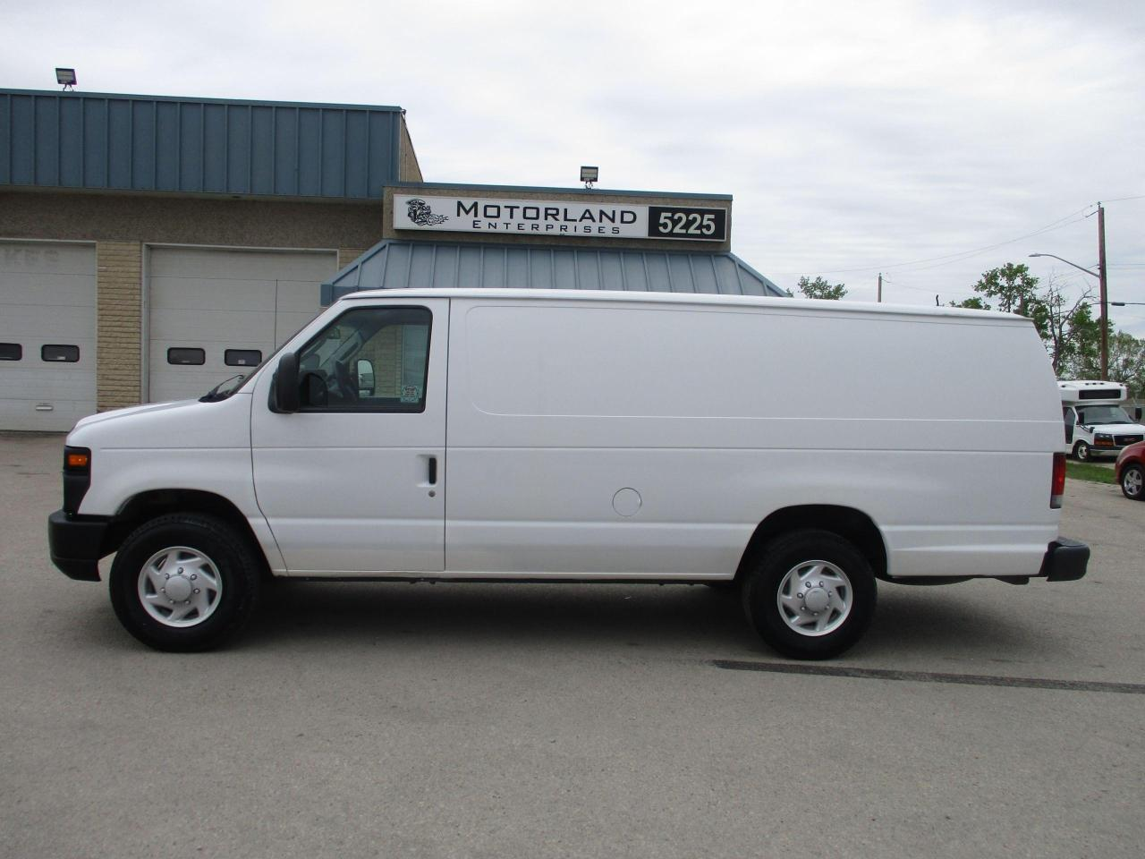 2011 Ford Econoline Commercial
