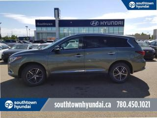 Used 2017 Infiniti QX60 AWD/NAVI/SUNROOF/BACKUP CAM for sale in Edmonton, AB