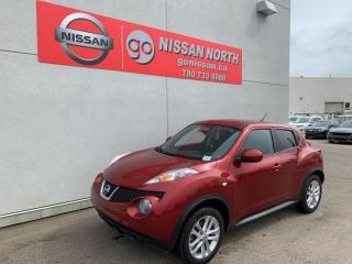 Used 2013 Nissan Juke SV 4dr AWD 4 Door Crossover for sale in Edmonton, AB