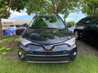 Used 2018 Toyota RAV4 XLE 4X4 SUNROOF HEATED SEATS/STEERING BACK UP CAM for sale in Edmonton, AB