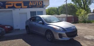 Used 2013 Mazda MAZDA3 GX for sale in Edmonton, AB