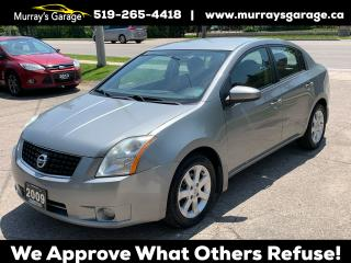 Used 2009 Nissan Sentra 2.0 S FE+ for sale in Guelph, ON