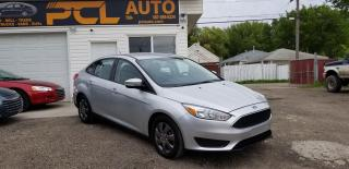 Used 2016 Ford Focus SE for sale in Edmonton, AB
