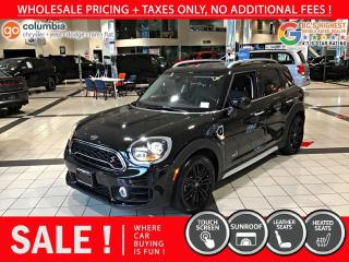 Used 2020 MINI Cooper Countryman Cooper S ALL4 - Accident Free / Local for sale in Richmond, BC
