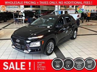 Used 2020 Hyundai KONA Preferred AWD - No Accident / Local for sale in Richmond, BC