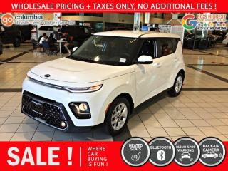 Used 2020 Kia Soul EX+ - No Accident / Local / No Dealer Fees for sale in Richmond, BC