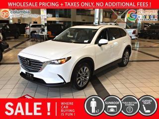 Used 2019 Mazda CX-9 GS-L AWD - No Accident / Local for sale in Richmond, BC