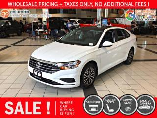 Used 2019 Volkswagen Jetta Highline - Local / No Accident / No Dealer Fees for sale in Richmond, BC