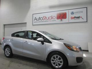 Used 2014 Kia Rio AUTOMATIQUE**A/C**BLUETHOOT for sale in Mirabel, QC