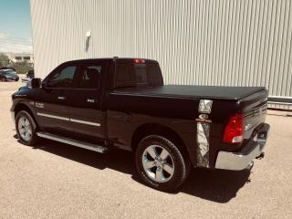 Used 2014 RAM 1500 BIG Horn Quad Cab for sale in Mississauga, ON