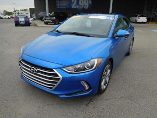 Used 2017 Hyundai Elantra 4dr Sdn Auto GLS,MAGS,CAMERA,A/C+++ for sale in Mirabel, QC