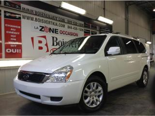 Used 2012 Kia Sedona SEDONA LX SUPER PROPRE PETIT PRIX LIQUIDATION for sale in Blainville, QC
