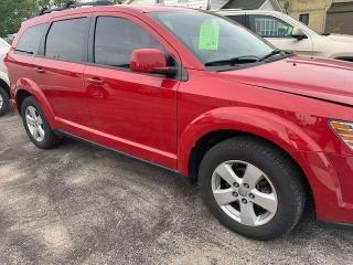 Used 2012 Dodge Journey SXT V6 LOW KMS! for sale in Tillsonburg, ON